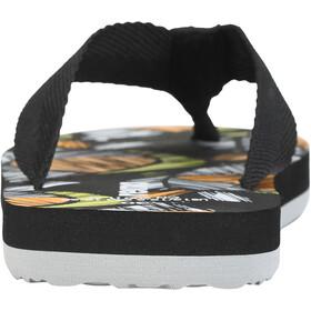 Reima Plagen Sandals Barn black
